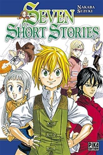Seven Deadly Sins : Short Stories