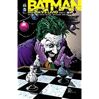 BATMAN - NO MAN'S LAND tome 6