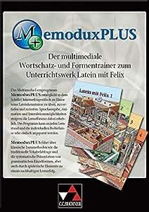 MemoDux Plus. Latein mit Felix. CD-ROM für Windows ab 98: Multimedialer Wortschatz- und Formentrainer