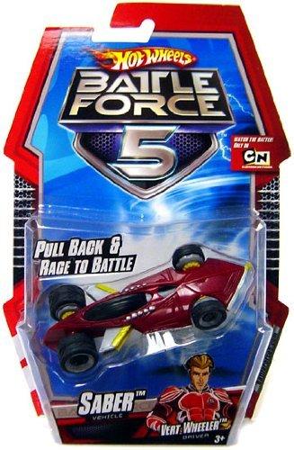 Battle Force 5 Pullbacks SABER