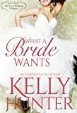 What A Bride Wants (The Great Wedding Giveaway Series Book 1) (English Edition)