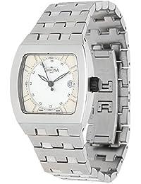 Davosa Swiss Damen Armbanduhr silber 16835815-22361