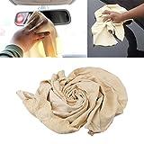 chengya natur chamois Leder Auto Reinigungstuch Waschen saugfähig Trocknen Handtuch