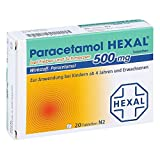 Paracetamol HEXAL 500 mg, 20 St. Tabletten