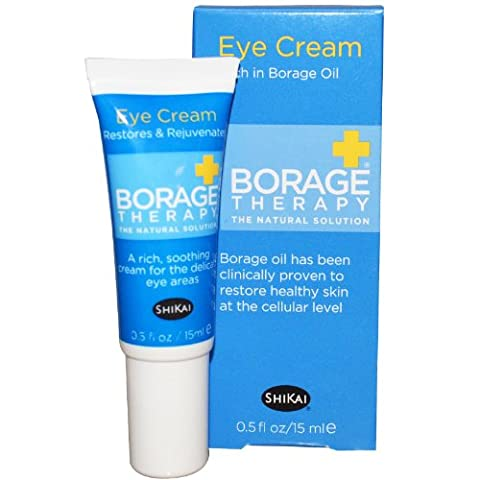 Shikai Products Borage Dry Skin Therapy Eye Cream 14 ml [Misc.] (Cremes)