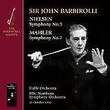 Nielsen/Mahler:Symphony 5/7