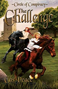 The Challenge: Circle of Conspiracy Trilogy (Artesans Series Book 4) by [Peace, Cas]