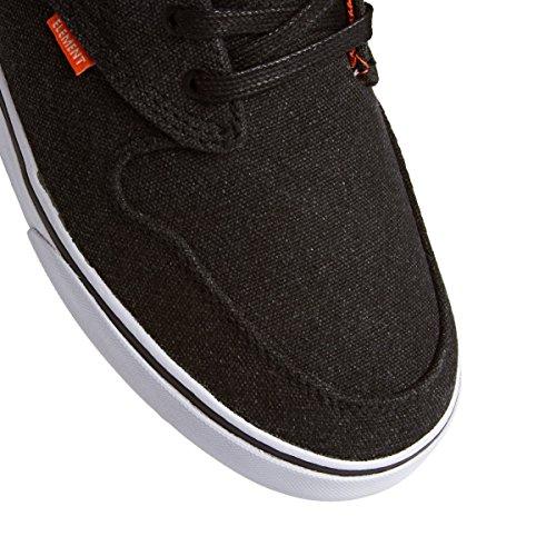 Element  Topaz C3,  Scarpe da skateboard uomo Schwarz