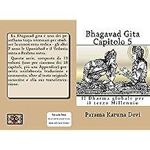 Bhagavad gita: capitolo 5
