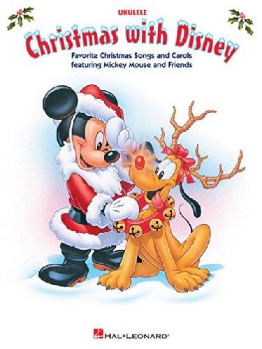 Christmas With Disney (Ukelele Book)