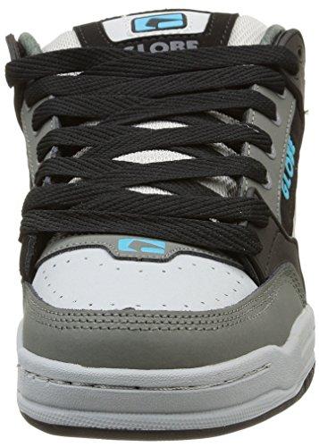 Globe Tilt Unisex-Erwachsene Sneakers Grau (charcoal/black/grey)