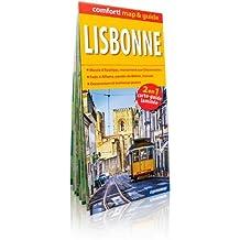 LISBONNE  (comfort !map&guide, carte laminée)