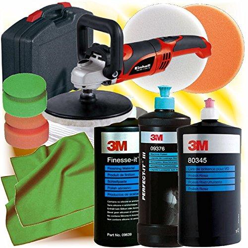 einhell-auto-poliermaschine-polierer-3m-politur-schleifpaste-wachs-set-2
