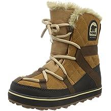Sorel Glacy Explorer Shortie, Botas de Nieve para Mujer