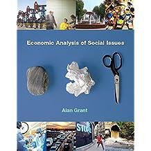 Economic Analysis of Social Issues (Economics)