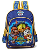 #3: Paw Patrol. Polyester 20 Ltr Blue School Bag