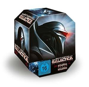 Battlestar Galactica - Die komplette Serie (inkl. Battlestar Galactica: Razor / Battlestar Galactica: The Plan) [Limited Edition] [22 Blu-rays]