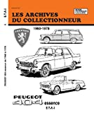 Les Archives du Collectionneur - Peugeot 404 essence: 1960-1978
