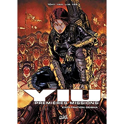 Yiu, premières missions, Tome 5 : Exfiltration Geisha
