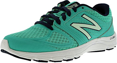 New Balance - W575 Running Fitness, Chaussures Techniques Vertes Pour Femme