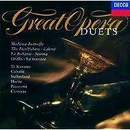 Bellini / Delibes / Puccini / Verdi: Great Opera Duets
