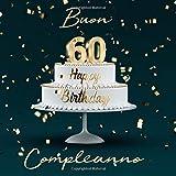Buon Compleanno 60 Anni Lin Pop Up 3d Biglietto Di Auguri