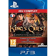 King's Quest: The Complete Collection [Jeu Complet] [Code Jeu PSN PS3 - Compte français]