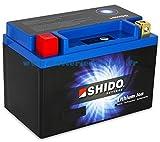 YTX14AHL-BS Shido Lithium Motorradbatterie LiFePO4...