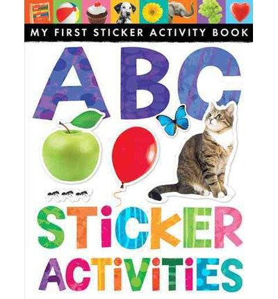 [(ABC Sticker Activities )] [Author: Tiger Tales] [Mar-2014]