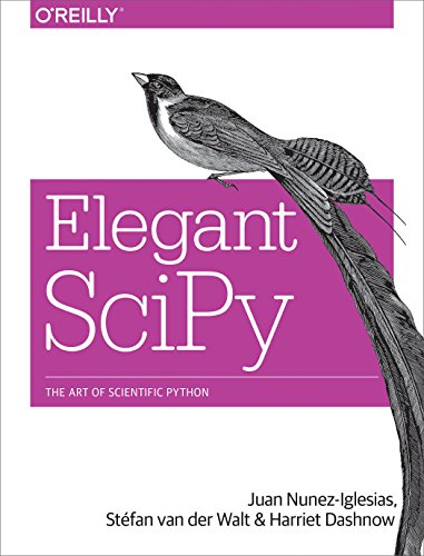 Elegant SciPy por Juan Nunez-Iglesias
