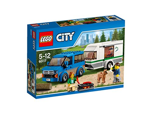 LEGO City - Furgoneta y caravana (60117)
