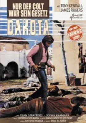 Dakota - Nur der Colt war sein Gesetz (1971) UNCUT -