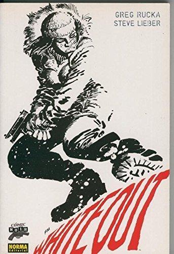 Comic Noir numero 01: Whiteout: