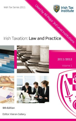 Irish Taxation: Law and Practice