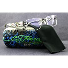 Ed Hardy Lites by Christian Audigier gafas hombre/mujer Ehl 812 negro