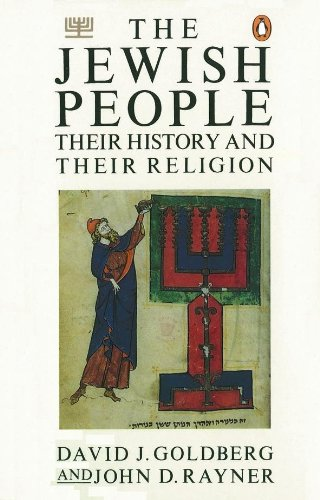 The Jewish People: Their History and Their Religion (Penguin Religion & Mythology) (English Edition)