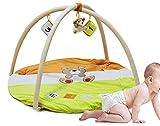 Teddy Babykrabbeldecke Spielbogen Krabbeldecke Spieldecke Spielmatte bär