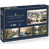 Painter of Light Jigsaw Puzzles (4 x 500 Piece Jigsaw Puzzle)