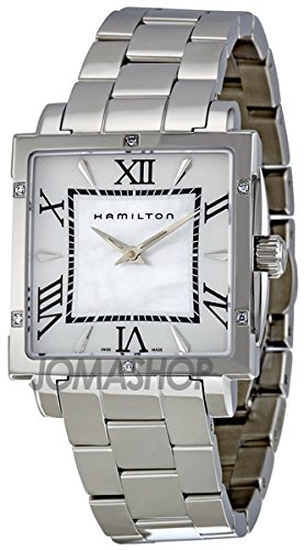 Hamilton Hamilton Americana Clásicos Jazzmaster Plaza Damas Reloj