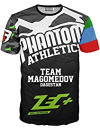 "'Phantom Athletics ""EVO Abus magomedov – Camiseta de Daguestán Medium"