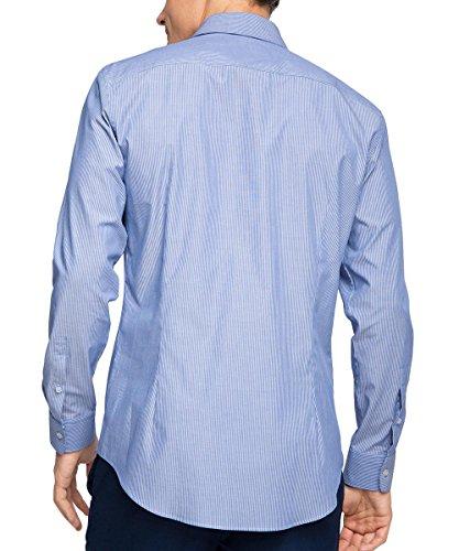ESPRIT, Camicia Uomo Blu (BLUE 2 431)
