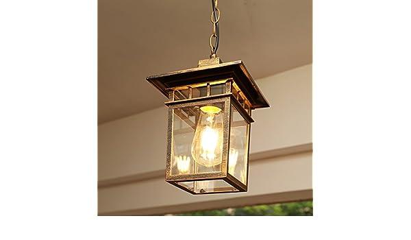 Lampade A Sospensione Allaperto : Lampada a sospensione in alluminio impermeabile a prova di ruggine