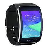Fit-power Samsung Galaxy Gear S R750 Pulsera de repuesto de reloj inteligente inalámbrico con...