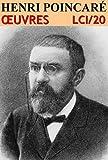Henri Poincaré - Oeuvres: lci-20