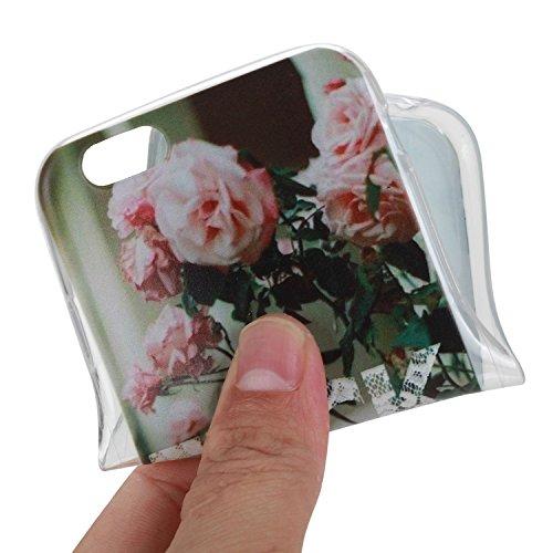 Pour Apple iPhone 6 Plus (5,5 Pouces) Coque ZeWoo® Étui en Silicone TPU Housse Protecteur - HX014 / Flamants Roses HX017 / Fuck