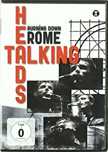Talking Heads -Burning Down Rome [DVD] [Region 1] [NTSC]