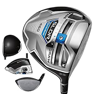 Taylormade SLDR Driver 9.5 Stiff with Headcover and Tool