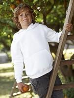 Kinder Set-In Kapuzen Sweatshirt, Farbe:Navy;Größe:164