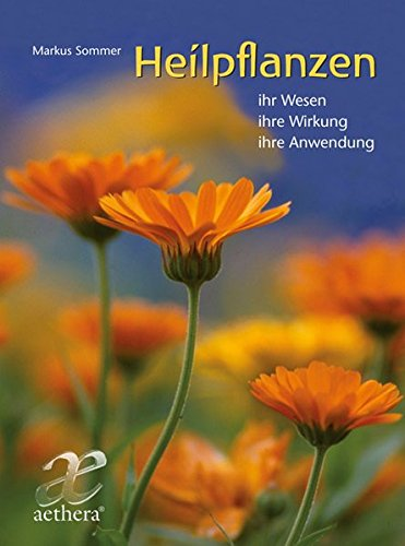 Heilpflanzen: Ihr Wesen - ihre Wirkung - ihre Anwendung (Aethera) (Heilpflanzen-therapie)