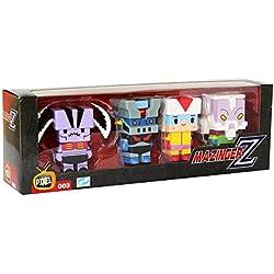 Set 4 Figuras 7 Cm. Mazinger Z